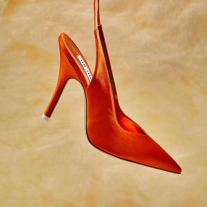 5折起+额外8.5折 SW高跟鞋£157D'aniello 全场美鞋大促 收SW、JC、Prada、by FAR、巴黎世家等