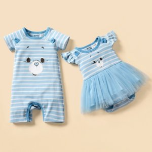 Up to 65% Off+Extra 15% OffDealmoon Exclusive: PatPat Care Bear Summer Todder Clothing Sale