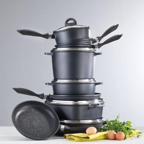 2折起 最高送$1350的锅具setHouse 锅具、刀具换季送豪礼 变相1折收厨具套装