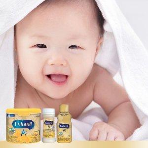 $29.97(原价$33.99)Enfamil A+ 美赞臣1/2段婴儿配方奶粉 663克 儿科医生推荐