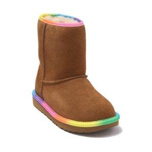 额外8折Nordstrom Rack 儿童区热卖 收Nike鞋、UGG雪地靴