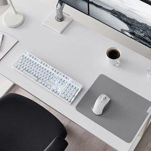 鼠标垫$14.99 键鼠可同时连接4台设备Razer 推出Pro系列桌面无线外设 与Humanscale合作开发
