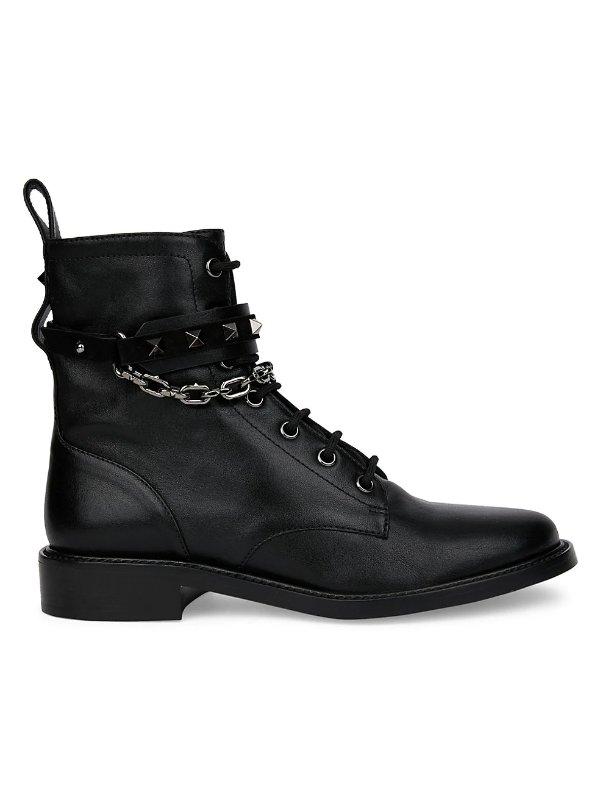 链条机车靴
