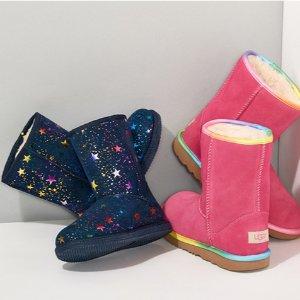 $14.98起Nordstrom Rack 儿童秋冬靴子促销 超多品牌可选