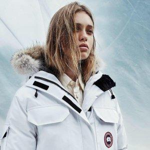 各类款式超全 新款黑标也有Canada Goose 新款上市 过冬怎么能没有一件大鹅呢?
