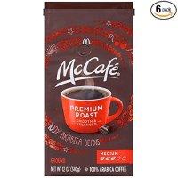 McCafe 优质烘焙咖啡12盎司(6包)