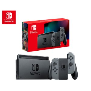 Switch Joy-Con Console 2019 - 灰色