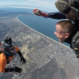From $37.6 S U.S Top10Groupon Skydive Monterey Bay Experience Sales