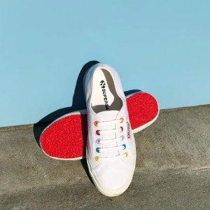 低至5折 30胖收INS热门小白鞋Superga官网 美鞋超值促销热卖