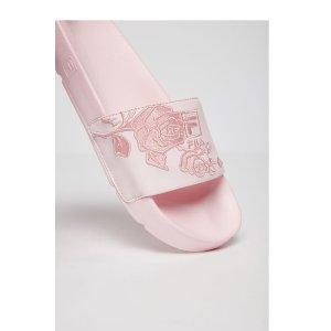 Fila女款拖鞋