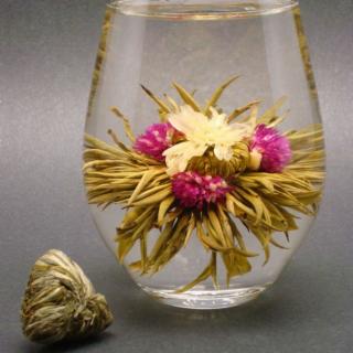 $22.45Teabloom Flowering Tea Chest Collection - 12 Varieties of Flowering Tea