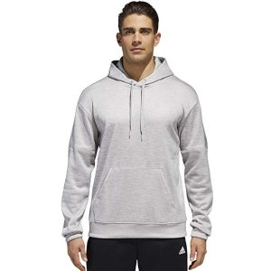 $16.79adidas Men's Athletics Team Issue Full-Zip Fleece Hoodie