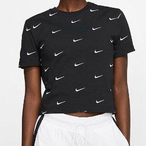 低至5折Nike 黑色专区大促 无需搭配永不过时的经典颜色