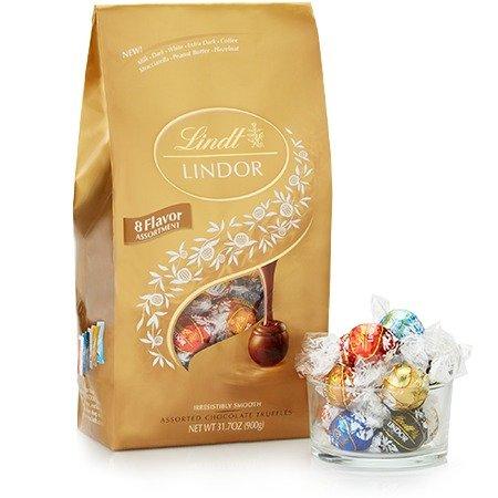 松露巧克力8口味装礼包75颗装
