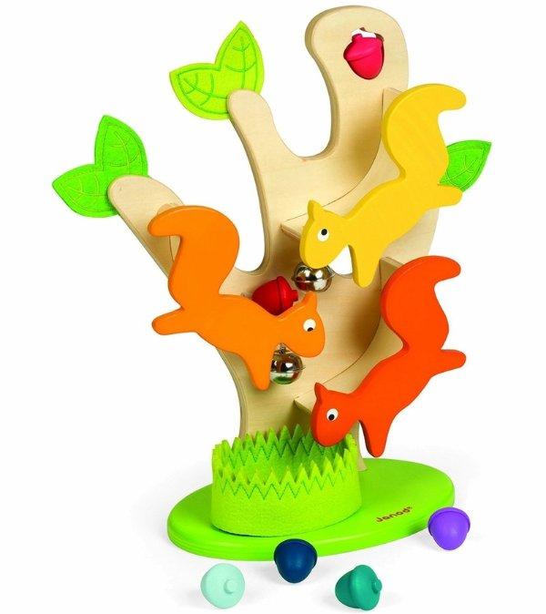 小树造型滚滚乐
