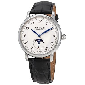 MontblancStar Legacy Automatic Silver Dial Men's Watch 116508