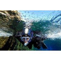 冰岛大裂缝浮潜体验