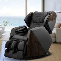 Titan 高级专业4D按摩椅 可蓝牙连接音响设备 黑色