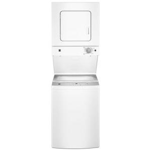 $599.94(原价$1449.99)Kenmore 洗衣机+烘干机套装