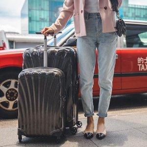 额外7折  $279收新秀丽3件套最后一天:Bentley Leather 行李箱包特卖会,折扣区参加