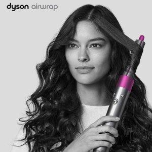 $599(原价$799)Dyson 黑科技卷发棒罕见低价 好操作能护发
