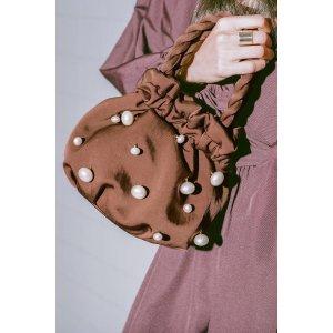 珍珠手提包