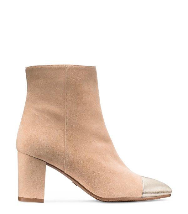 THE JILL 踝靴