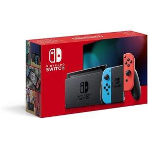 NintendoSwitch 红蓝机