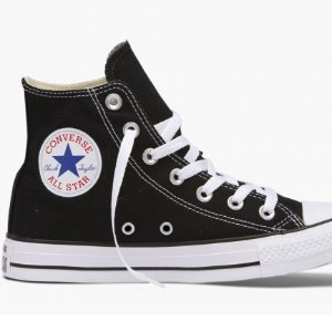 $68.99(原价 $100) 黄金码暂有Converse 匡威经典黑白Chuck高帮帆布鞋