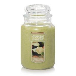 Yankee CandleFresh Lime & Cilantro