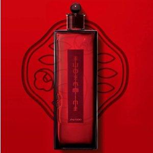 Shiseido红色蜜露200ml!