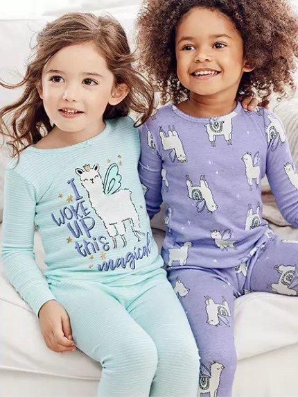 小童睡衣4件套