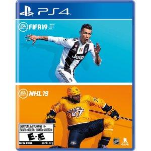 FIFA 19 / NHL19 Bundle