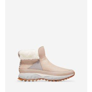 3bc712626f2 Women s Shoes. Cole HaanWomen s ZEROGRAND All-Terrain Waterproof Bootie