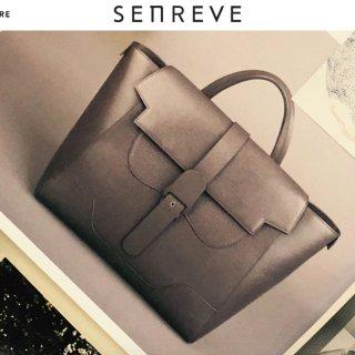1只包包,N种背法,轻松搞定这个秋冬的所有造型!| Senreve Mini Maestra测评