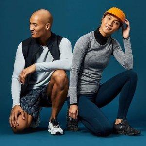 低至5.7折 收专业健身装备Lululemon官网 折扣区再次上新 多款运动美衣好价收