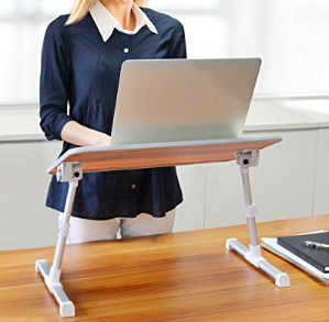 Today Only: $25Avantree Adjustable Laptop Table
