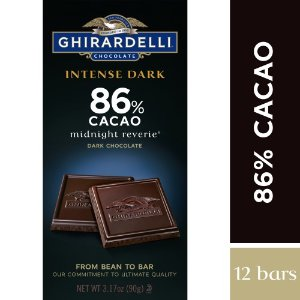 86% Cacao Midnight Reverie Bar (Case of 12)
