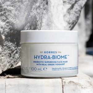51% Off + free shipping + $15 GWPKorres Greek Yoghurt Probiotic SuperDose Face Mask Sale