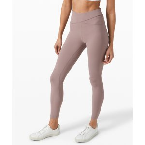 LululemonAligned Angles Super High Rise Tight 28