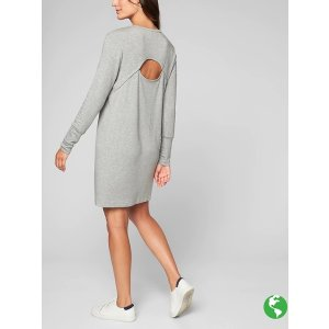 GapCrossover Sweatshirt Dress