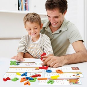 KMUYSL See & Spell Learning Educational Toys