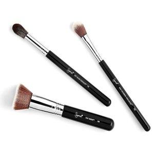化妆刷界的黑马独家:Sigma 化妆刷7.5折热卖 盘点一下最值得入手的几只刷子