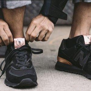 6折优惠+包邮 $43收封面款最后一天:New Balance 男子运动鞋大促 574、247都参加