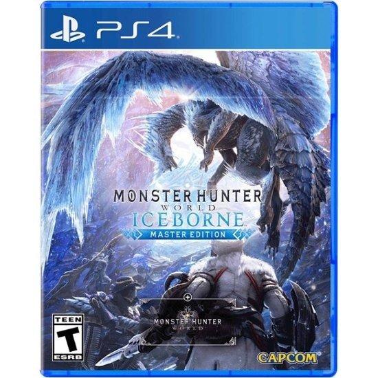 猛汉王冰原 - PlayStation 4