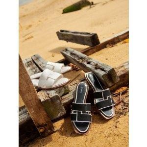 Pedro Shoes$19 off $99rePEDRO Cross-Strap Sandals