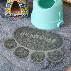 $8.77(原价$25.99)PetsN'all 小猫爪优质猫砂垫 干净的jiojio不能粘猫砂 铲屎官看过来