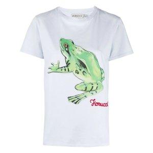 Fiorucci青蛙TEE