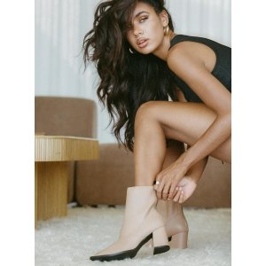 Reynolds Boots Nude