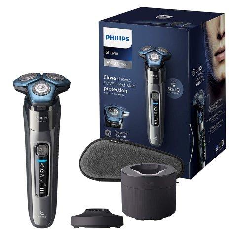 低至5折 £24.9起Philips 男士专用剃须刀闪促 干湿两用、脱毛器、理发器都有